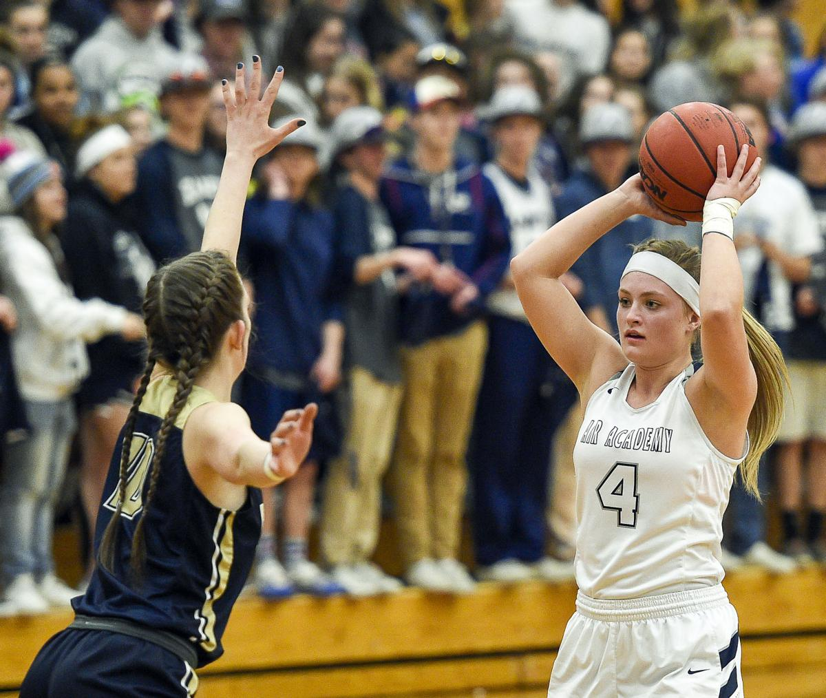 Dramatic Shot Carries Widefield Girls' Basketball Team To