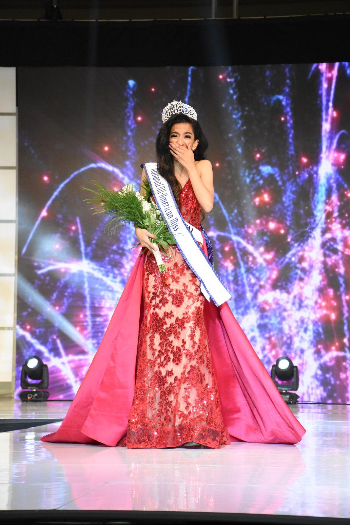 Serene Singh after being crowned National All-American Miss.jpg