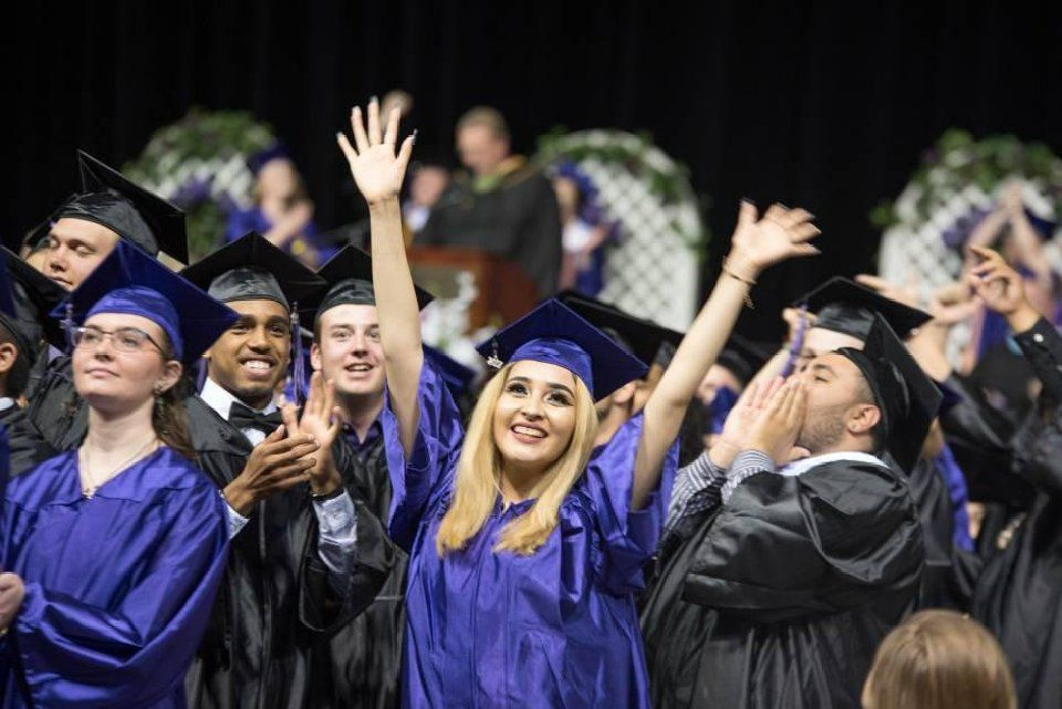 Graduation schedule for Colorado Springs and the Pikes Peak region