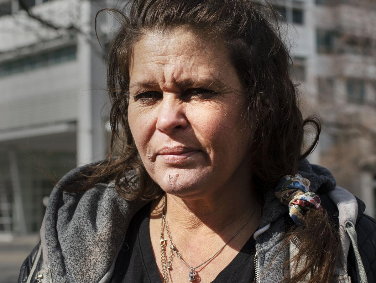 Denver homeless camping ban - Nikki Kershner