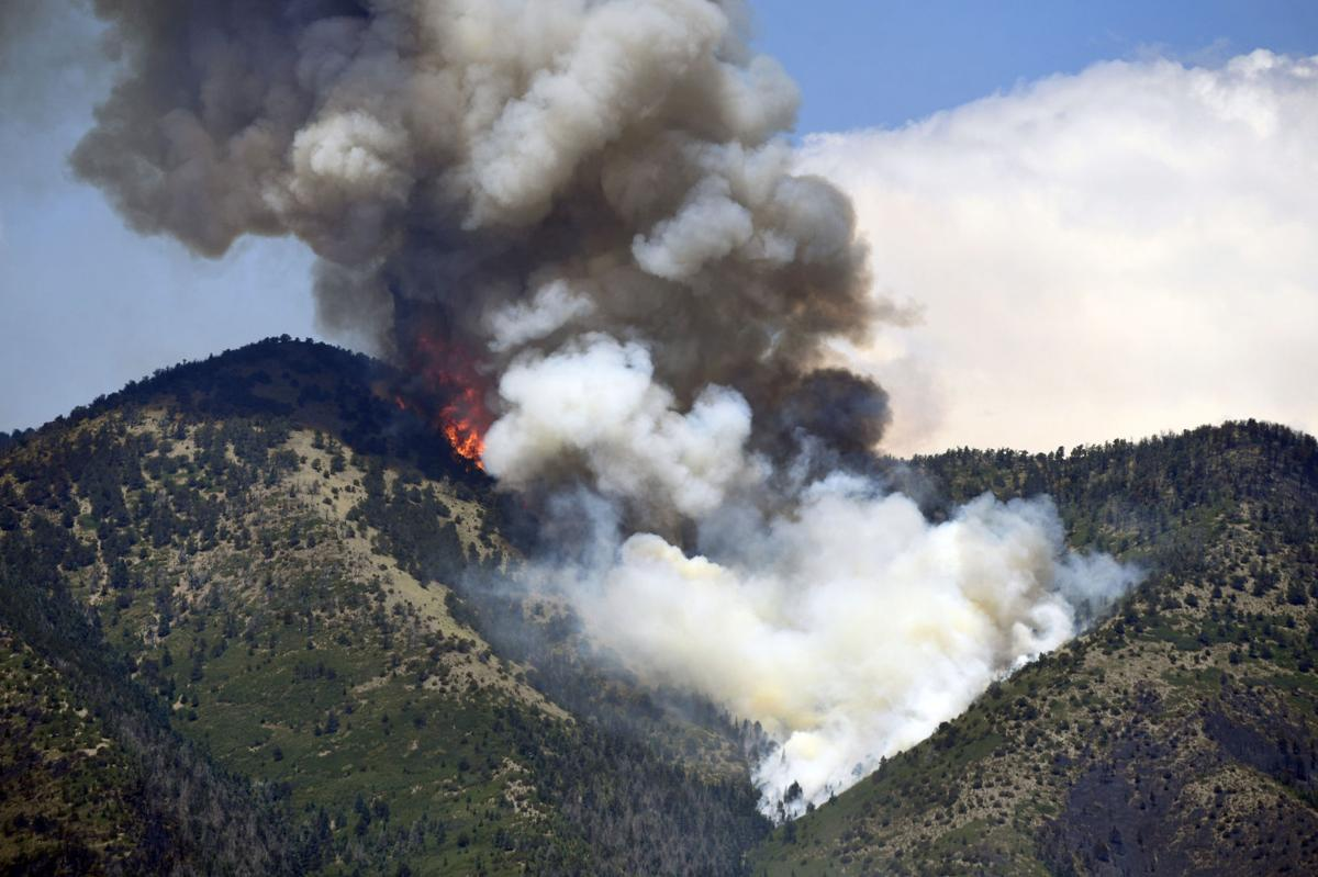 wildfire update monsoonal rains expected to deliver