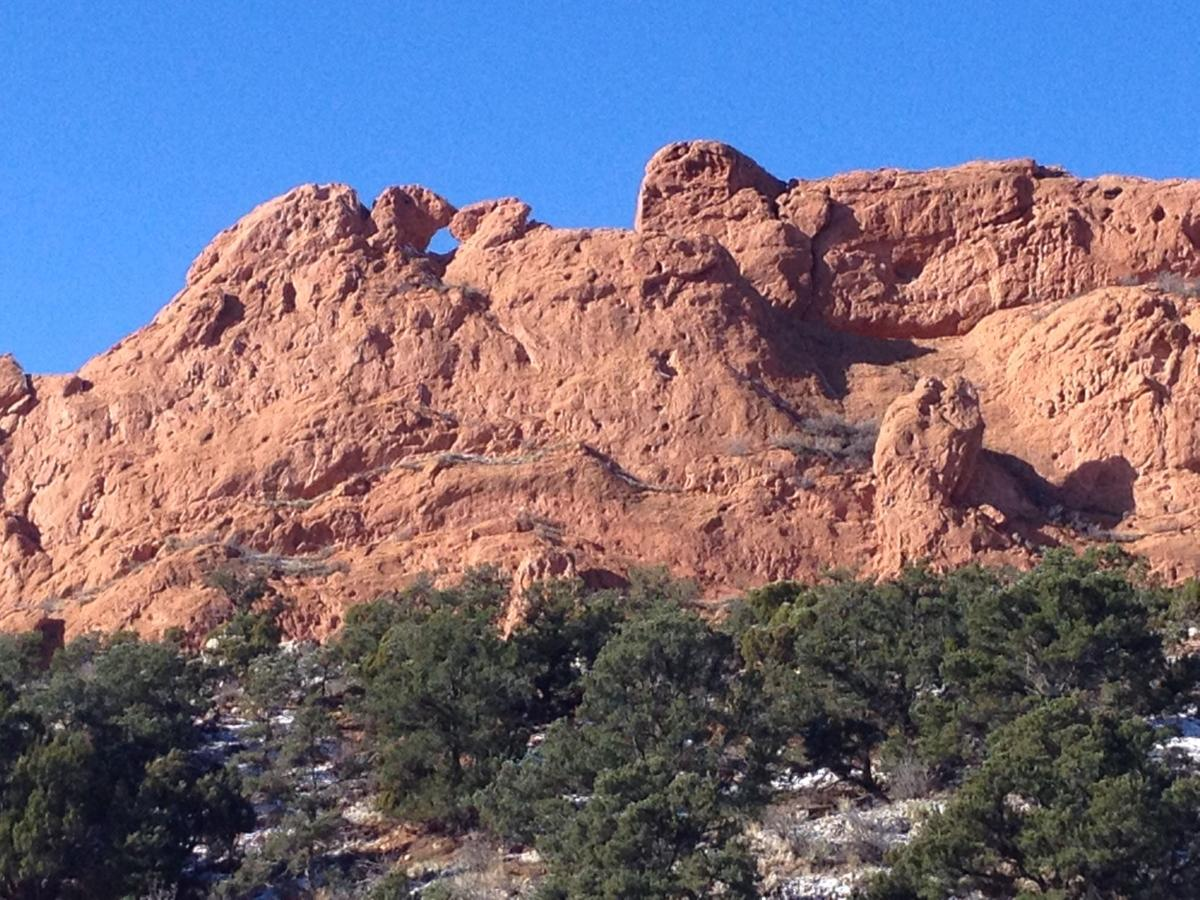 Take A Hike Garden Of The Gods Is A Heavenly Spot For Winter