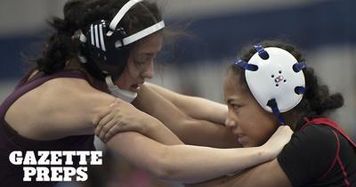 Girls' wrestling stock 1