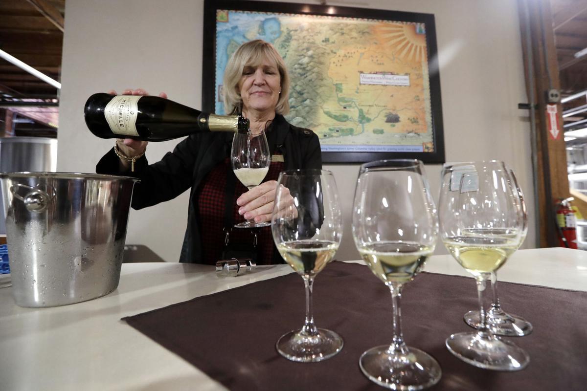 Washington 1000 Wineries