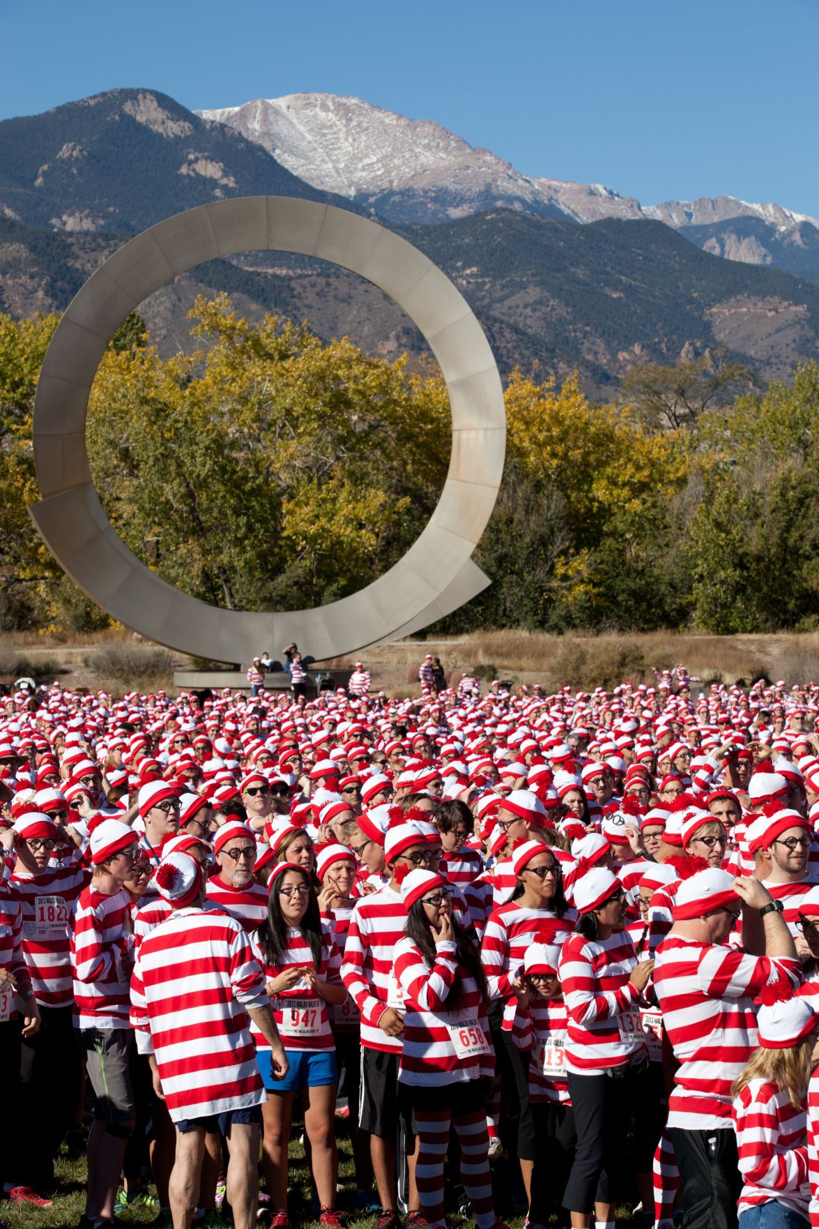 Waldo Waldo 5K could break records