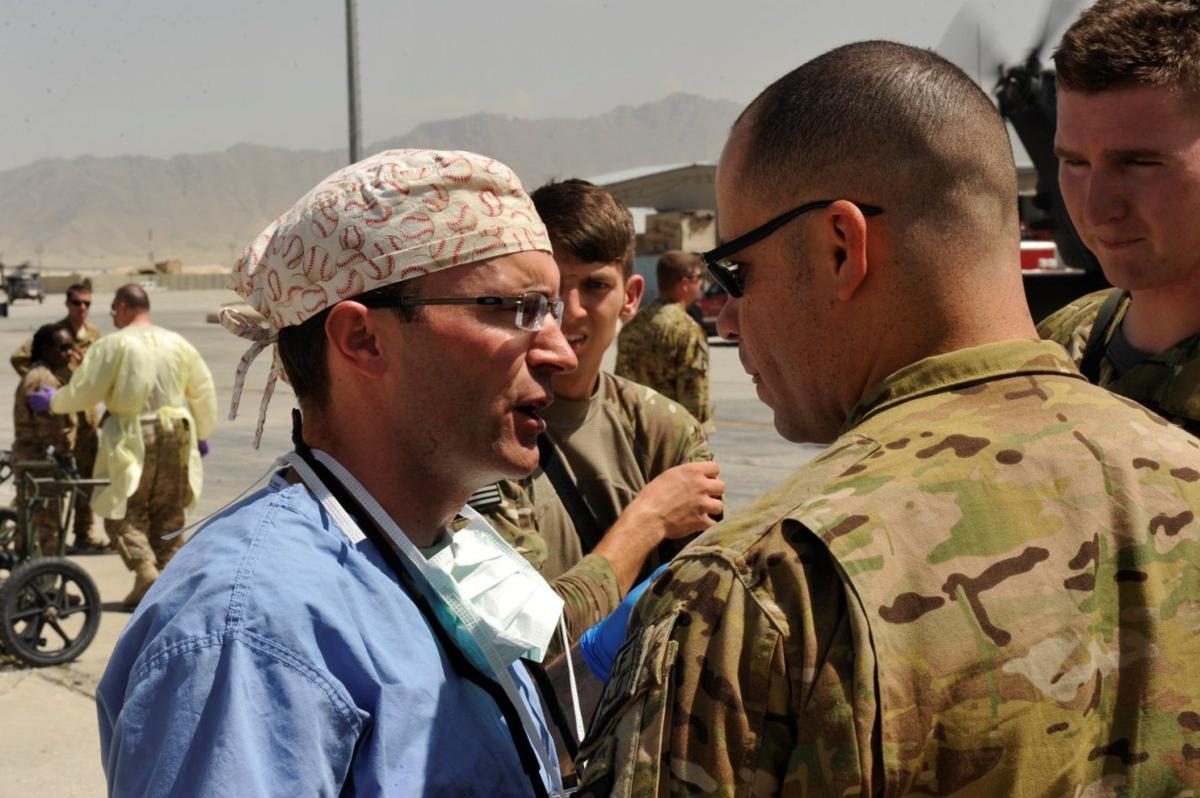 UCHealth partnership gives boost to AFA doctors facing combat