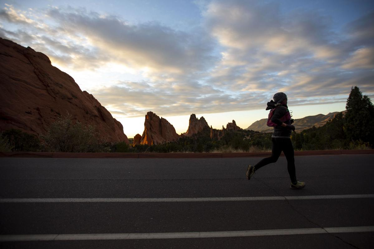 Garden of the Gods goes motorless for the morning (copy)