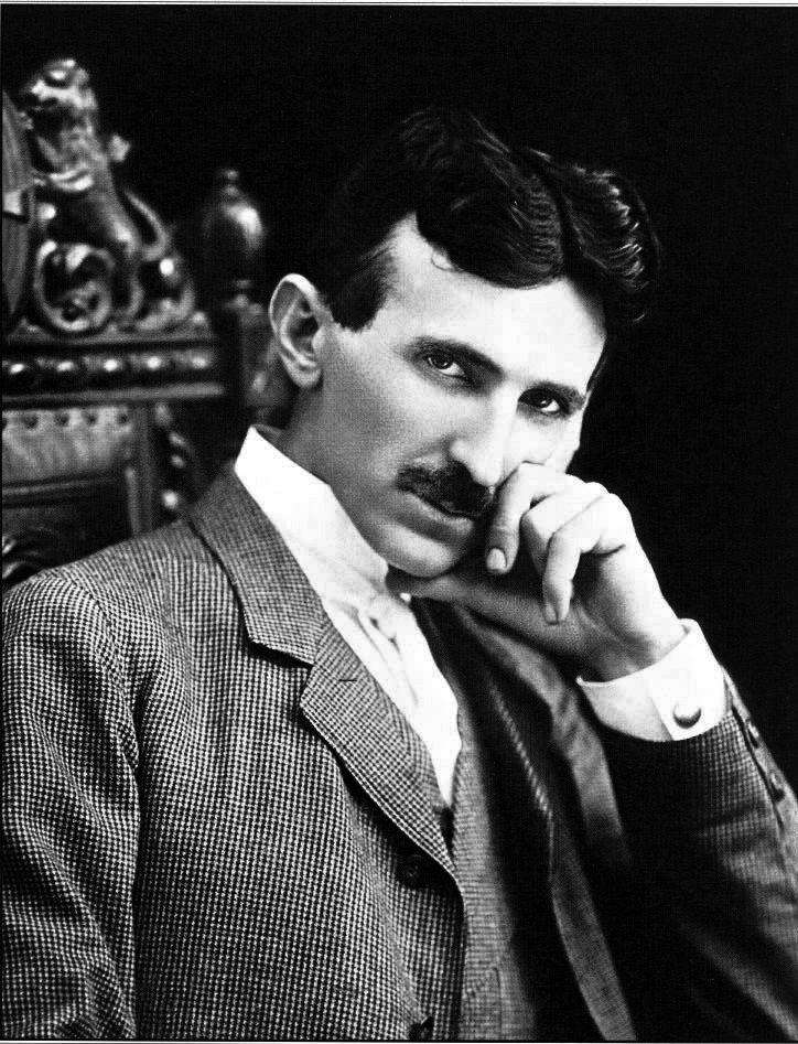 (CHEYENNE/WOODMEN) Nikola Tesla