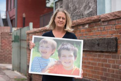CASA volunteer advocates for abused, neglected children