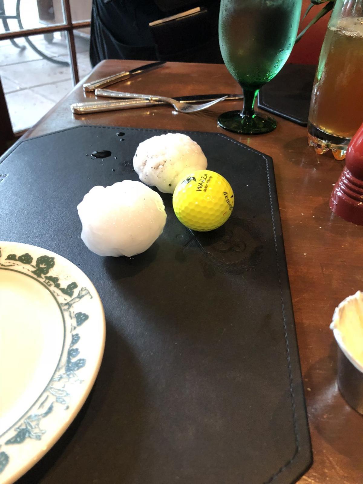 Broadmoor hail