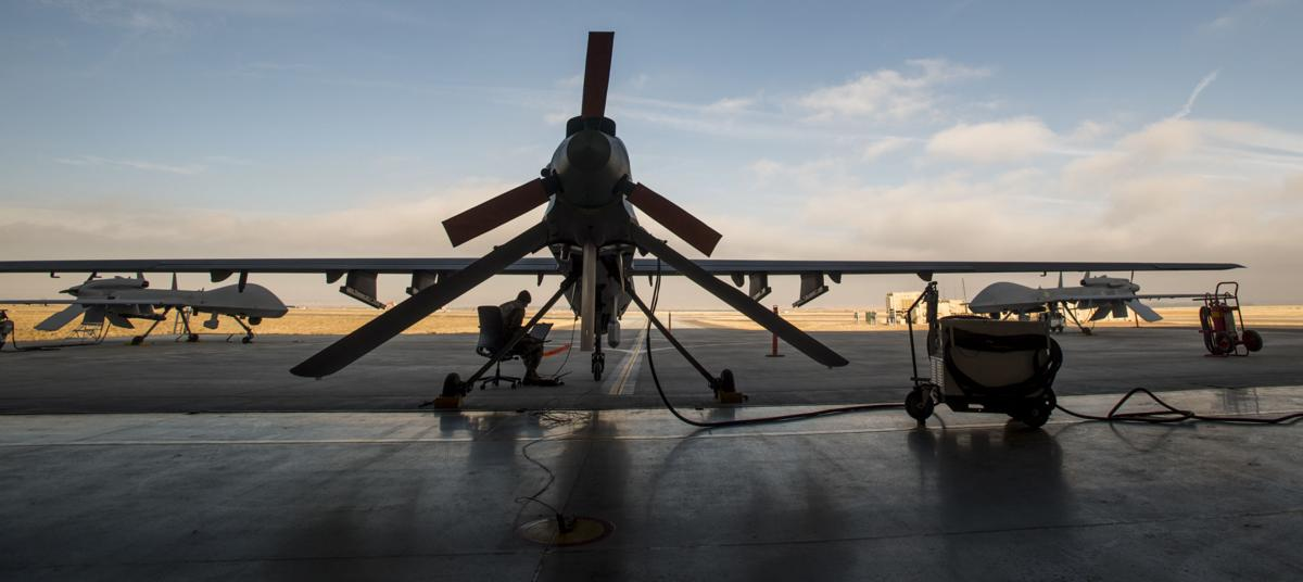 Fort Carson's new, game-changing drones can strike targets deep behind enemy lines