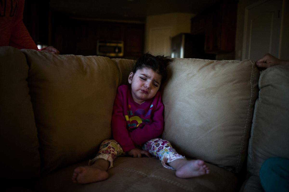 Families of children with epilepsy moving to Colorado, drawn by success of marijuana oil