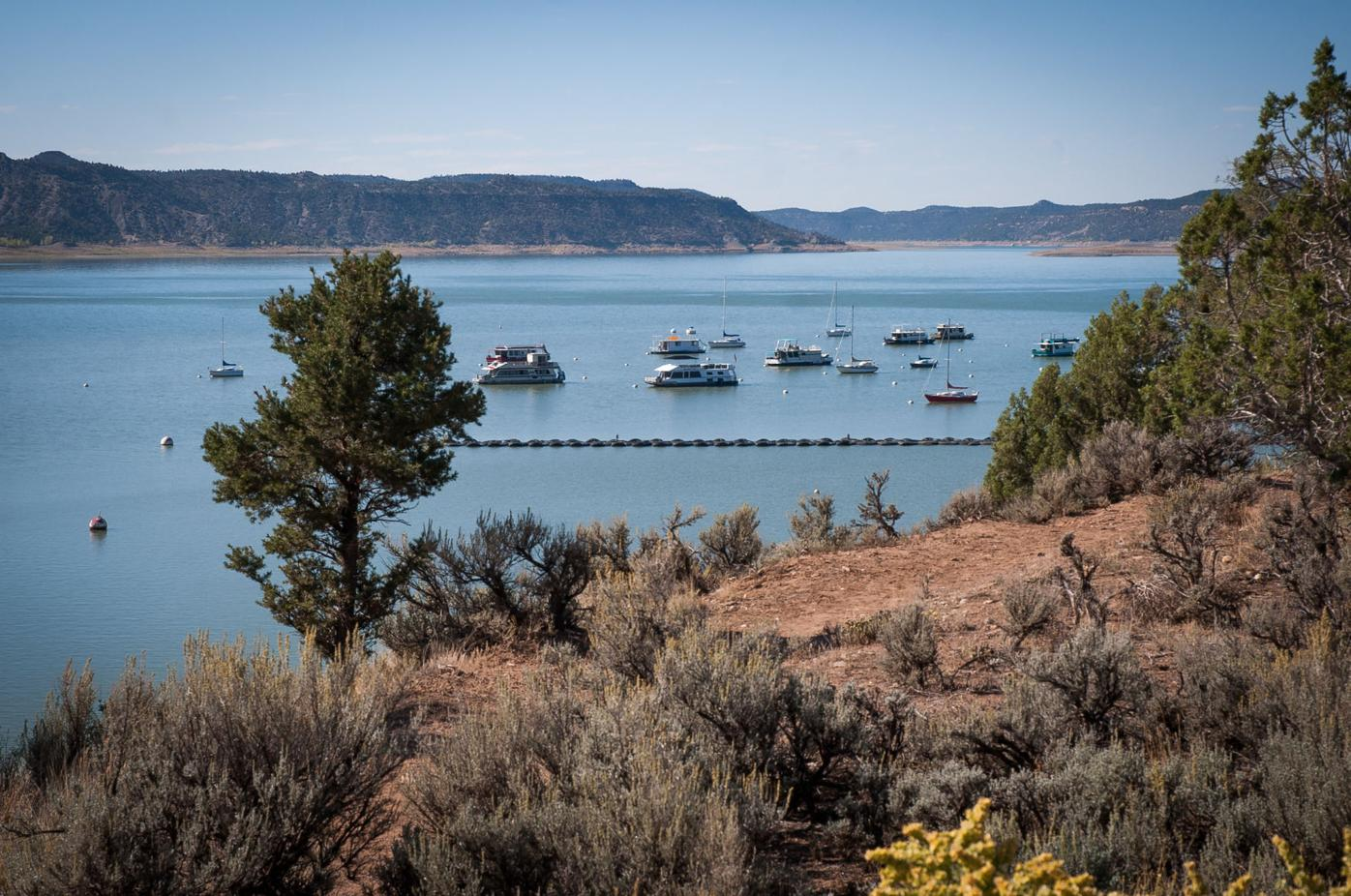 Colorado's state parks: Navajo