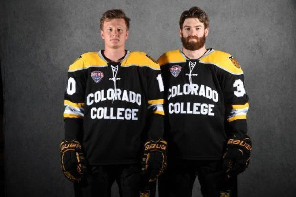 Colorado College Tigers paint it black against incoming Arizona State hockey