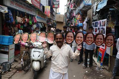 India Biden Inauguration