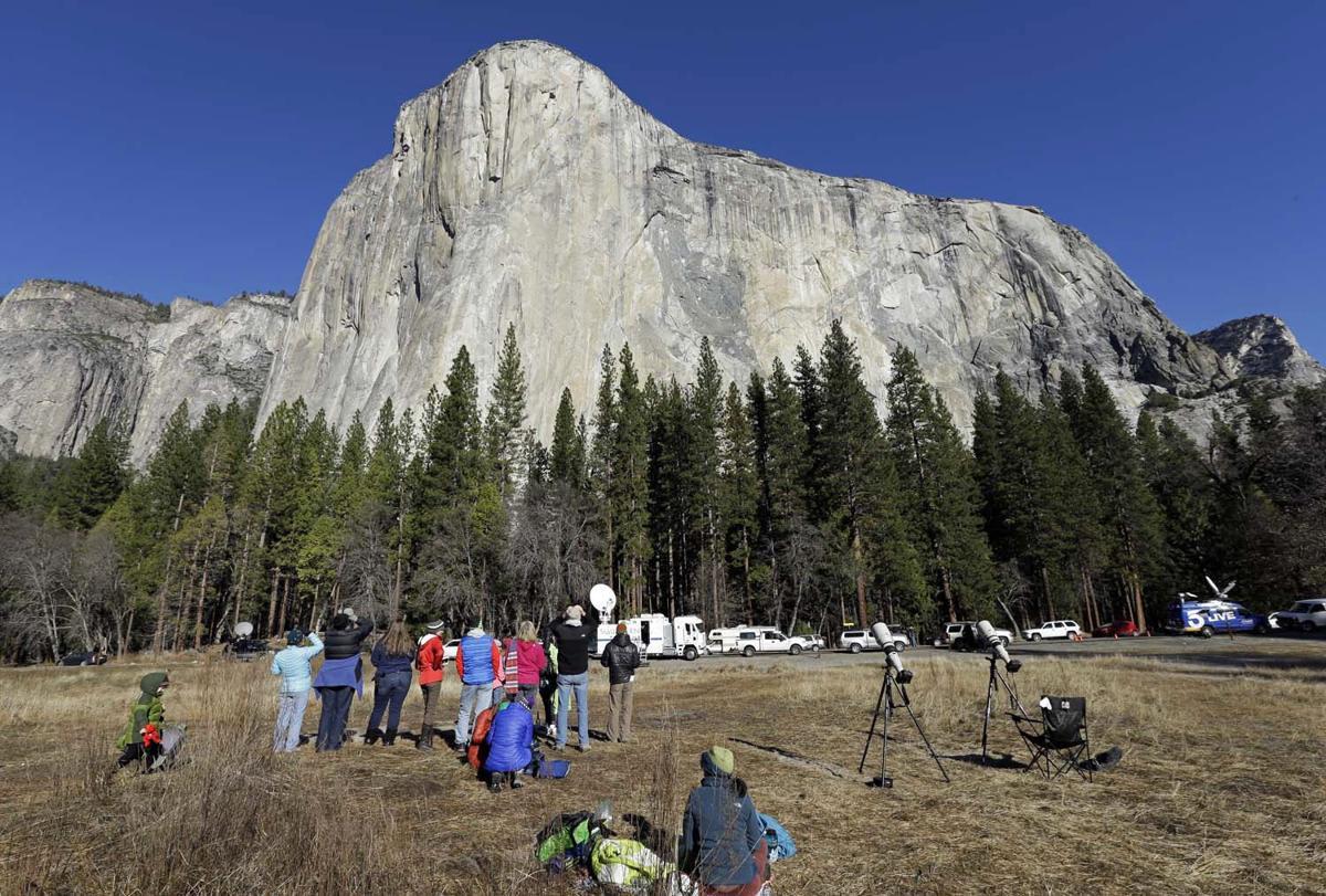 Yosemite Climb (copy)