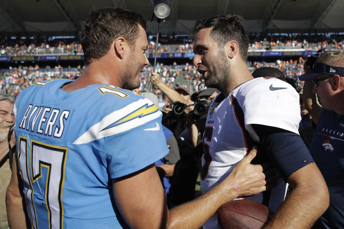 Broncos Chargers Football