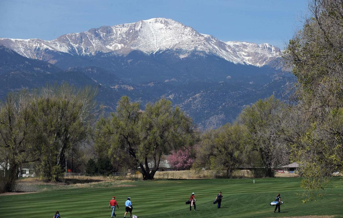 More than a golf course - Patty Jewett serves as a community hub in north central Colorado Springs