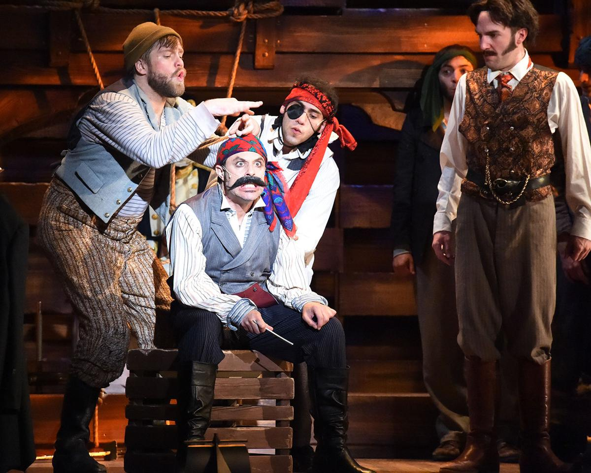 Theater review: Acting in 'Peter and the Starcatcher' is fabulous, across the board