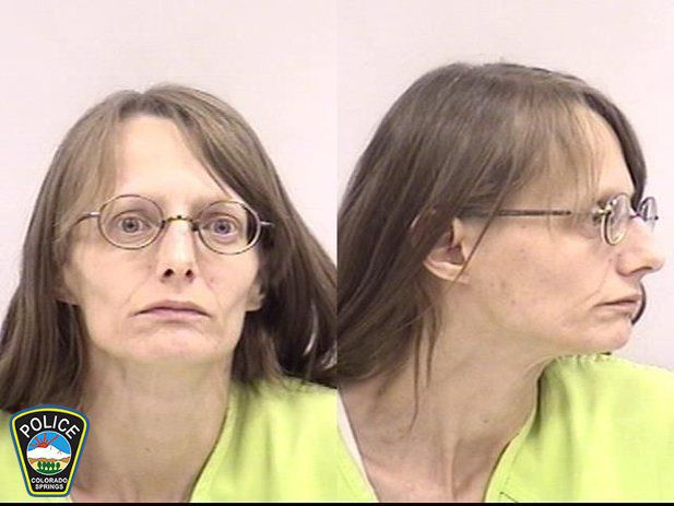 Colorado Springs police say woman confessed in killing: 'I stabbed him'