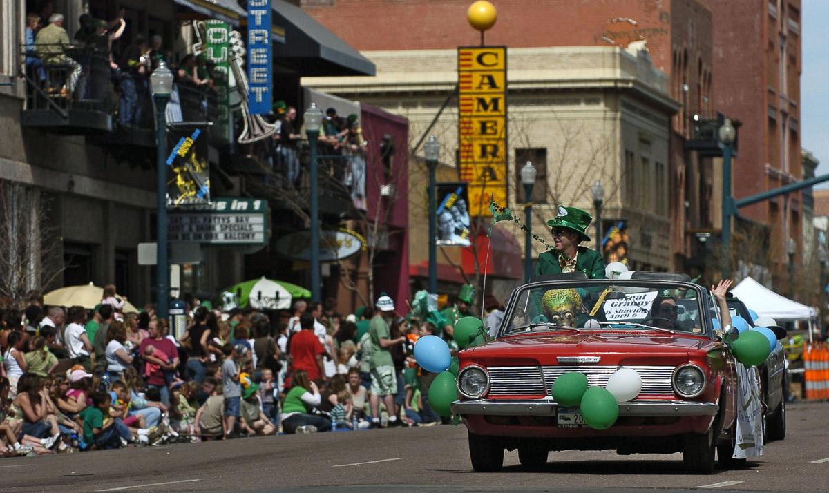 Thousands to flock downtown for St. Patrick's Day Parade