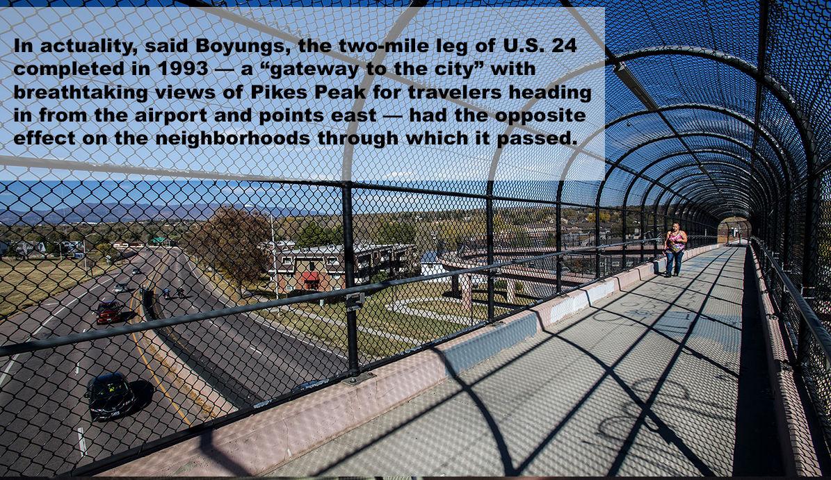 Part 2: People - Pedestrian Bridge