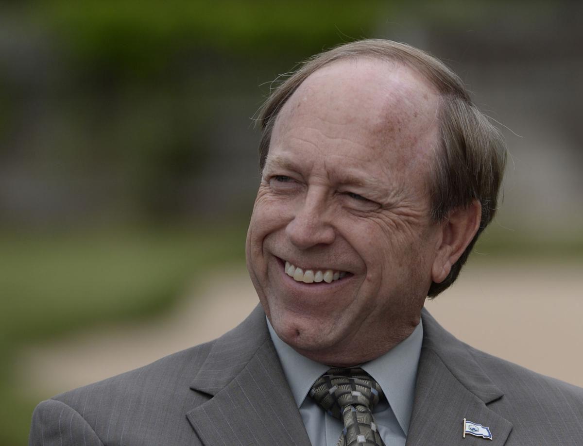 Colorado Springs Mayor John Suthers (copy)