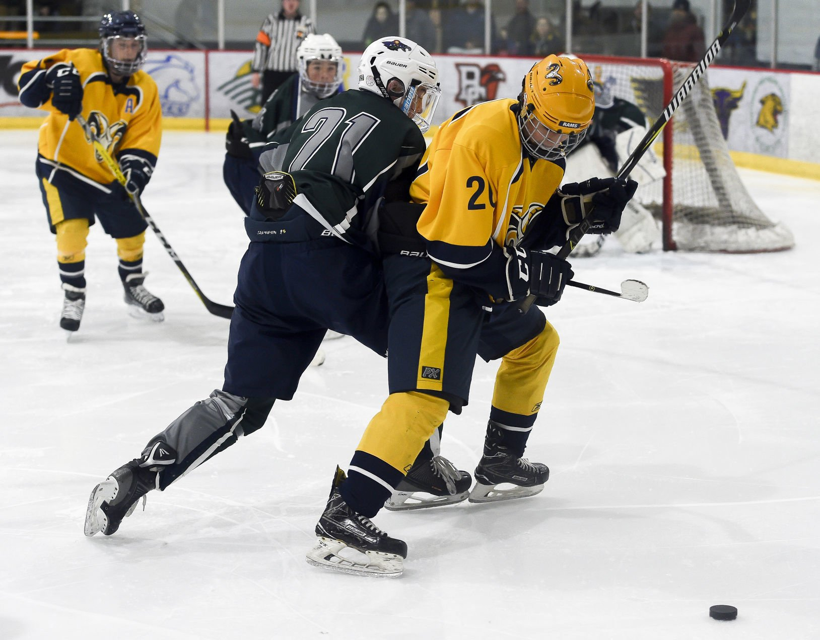 CO H.S.: From The Sidelines - Pine Creek High School Hockey Team On A Roll
