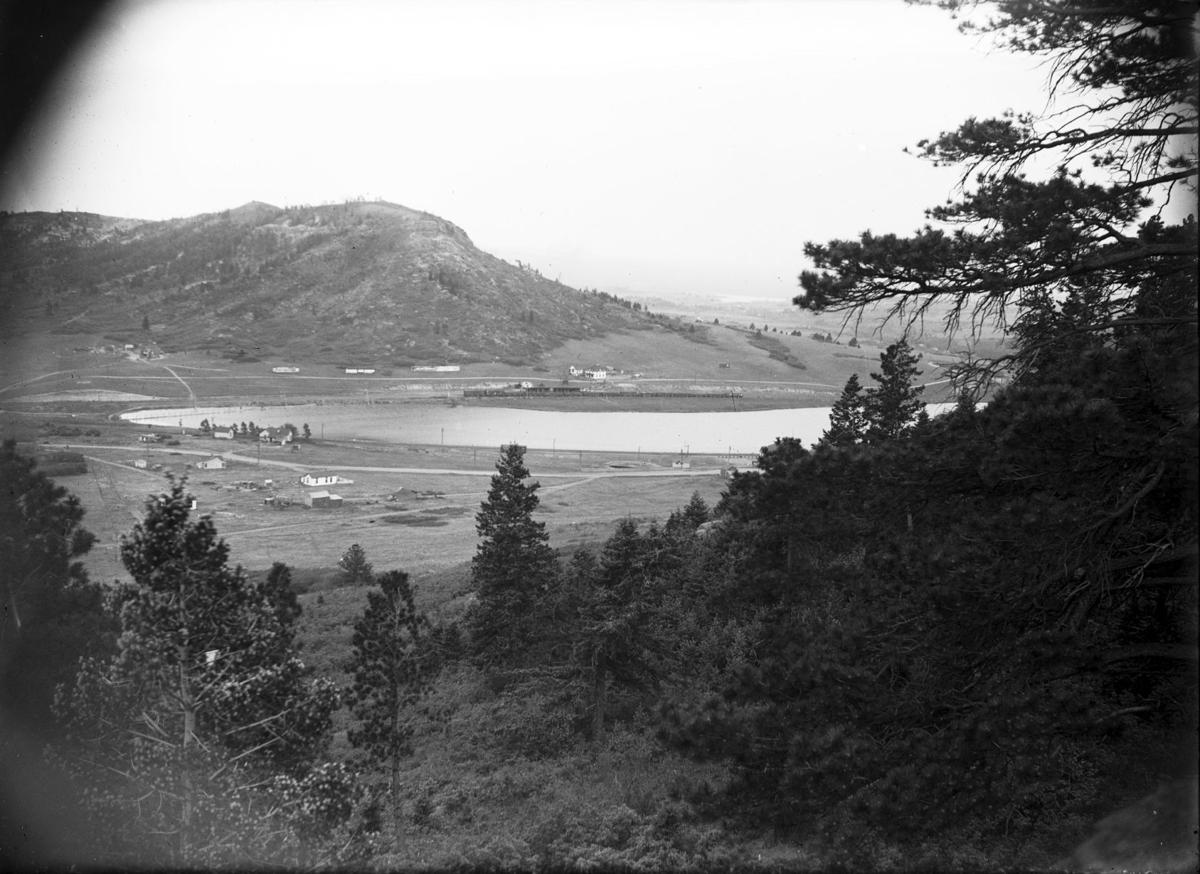 Pieces of Palmer Lake history