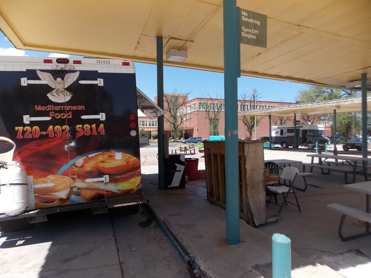 Curbside Cuisine Closing In Downtown Colorado Springs By End Of May Caption Mediterranean Food