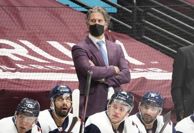 Wild Avalanche Hockey Bednar