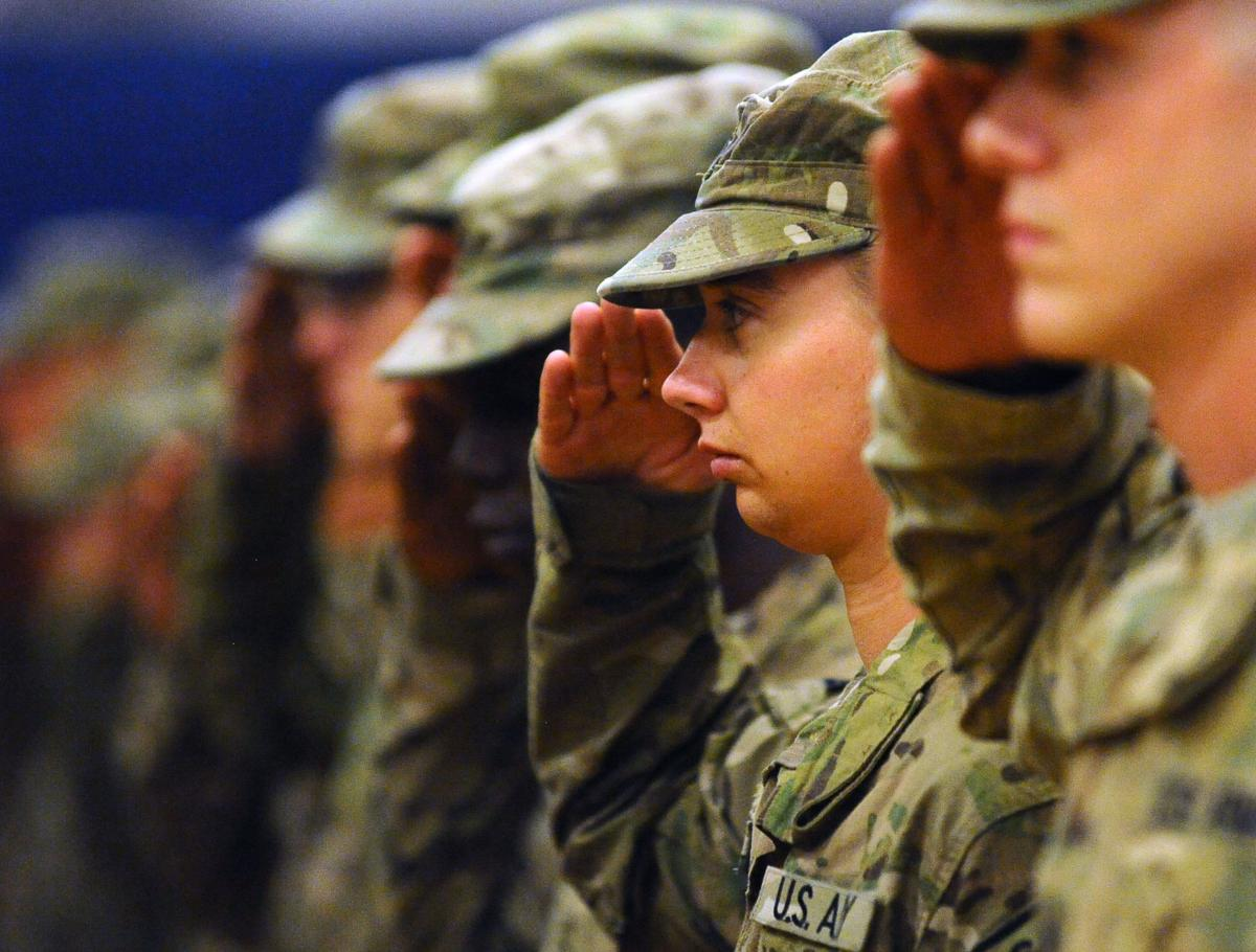 army struggles with soldier shortage as recruiters miss goals
