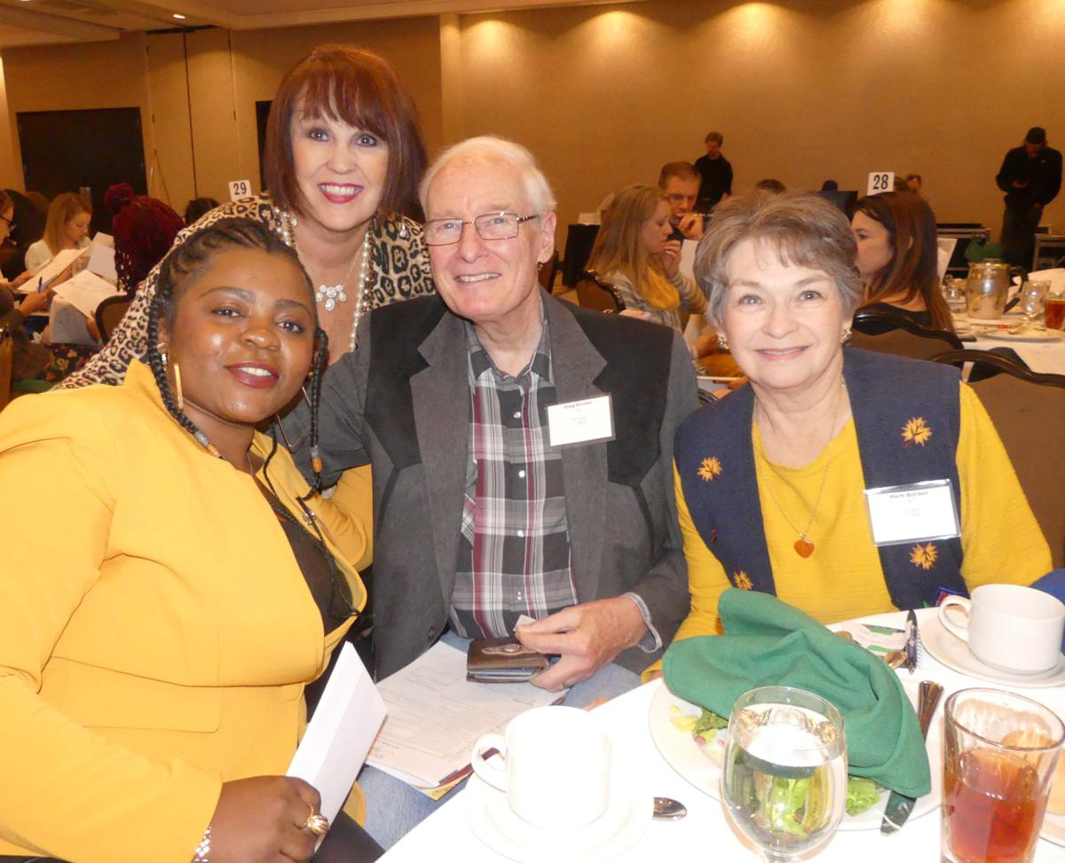 Fostering Hope volunteers support foster families and children