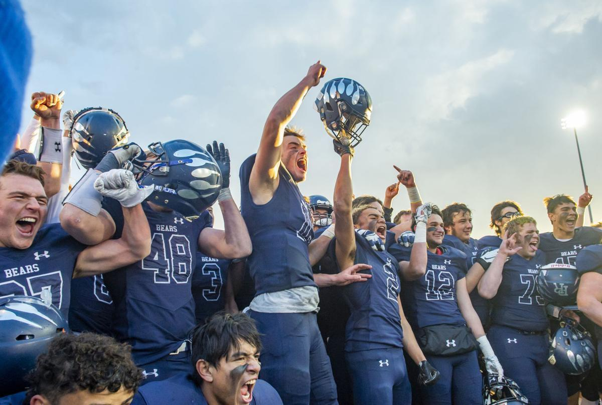Palmer Ridge Bears become two-time champs