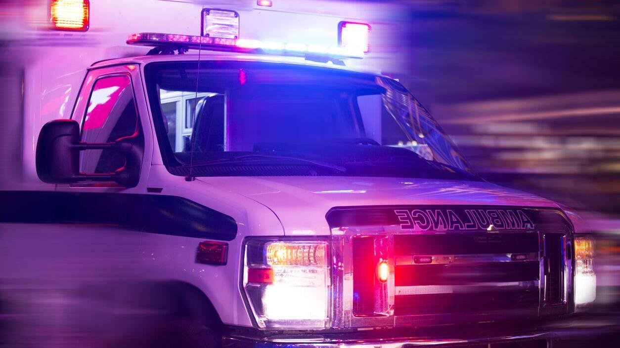 Single-car crash kills one in northwest Colorado Springs