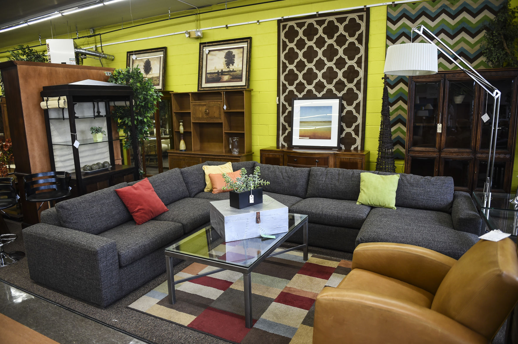 Colorado Springs Based Furniture Store Improves Sales Thanks To Staging