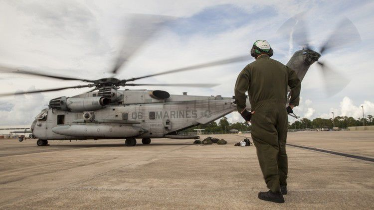 Marines to land in Colorado Springs for training