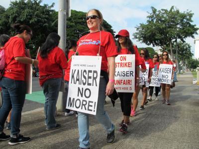 Kaiser Strike