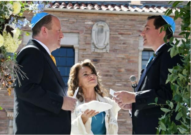 Polis and Reis marry