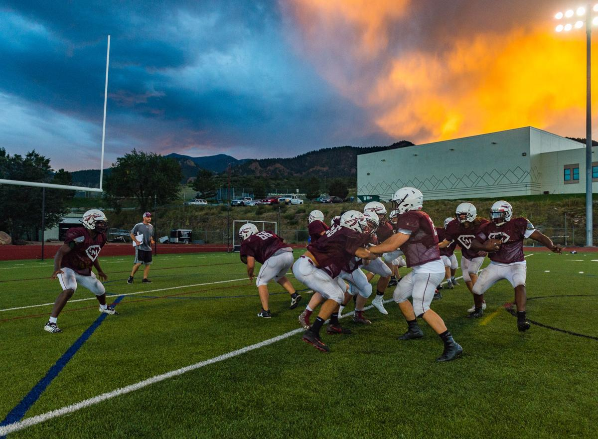 CHEYENNE MOUNTAIN FOOTBALL