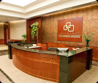 Insurance Technologies lobby (copy)