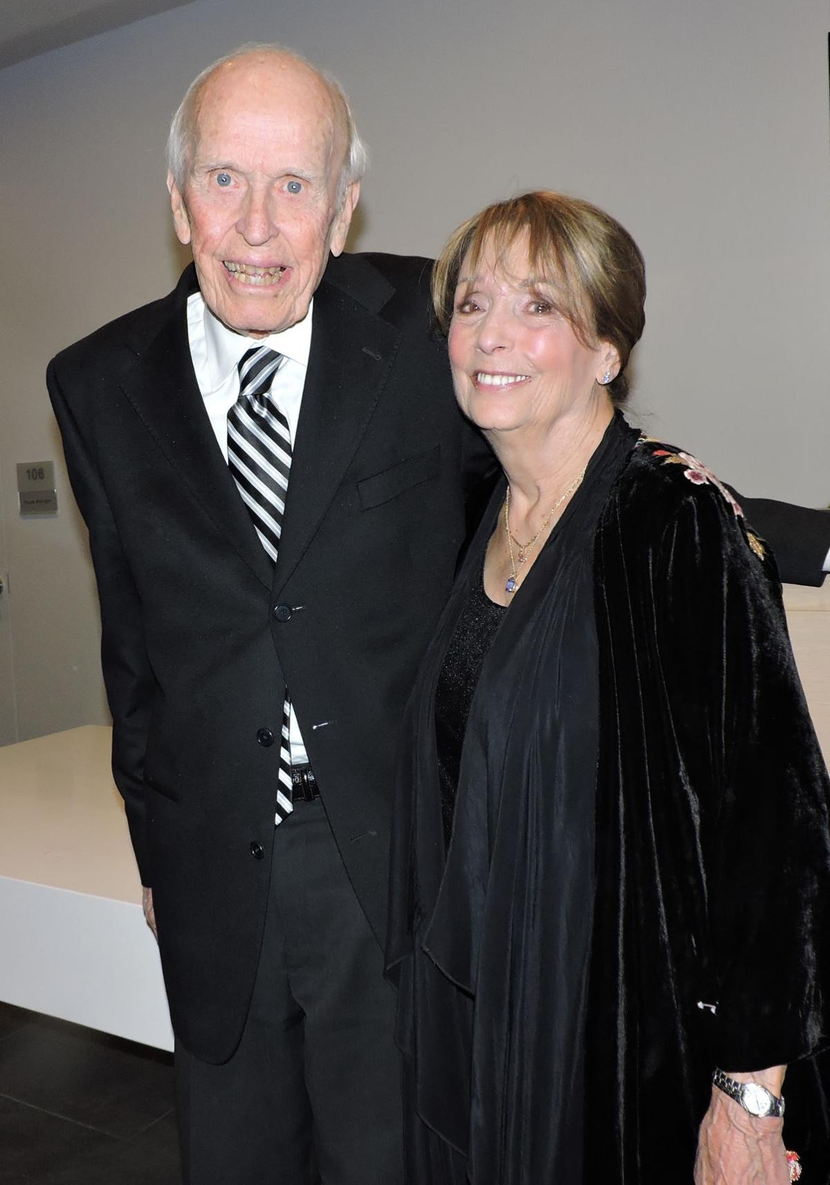 Ent Center for the Arts Opening Gala: Bob and Claudia Mitchell 020318 Photo by Linda Navarro