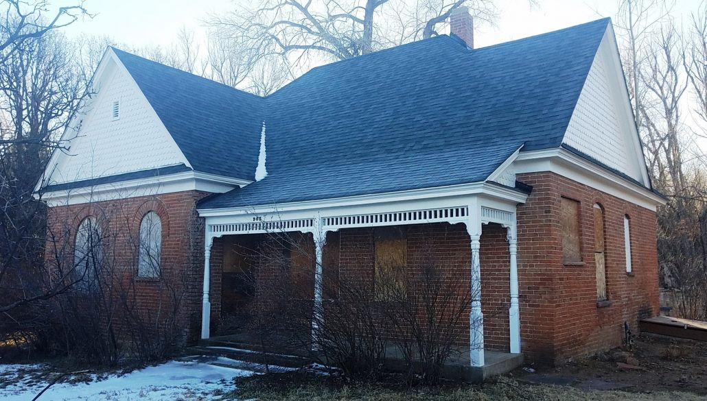 Harlan Wolfe House Historic Preservation Alliance