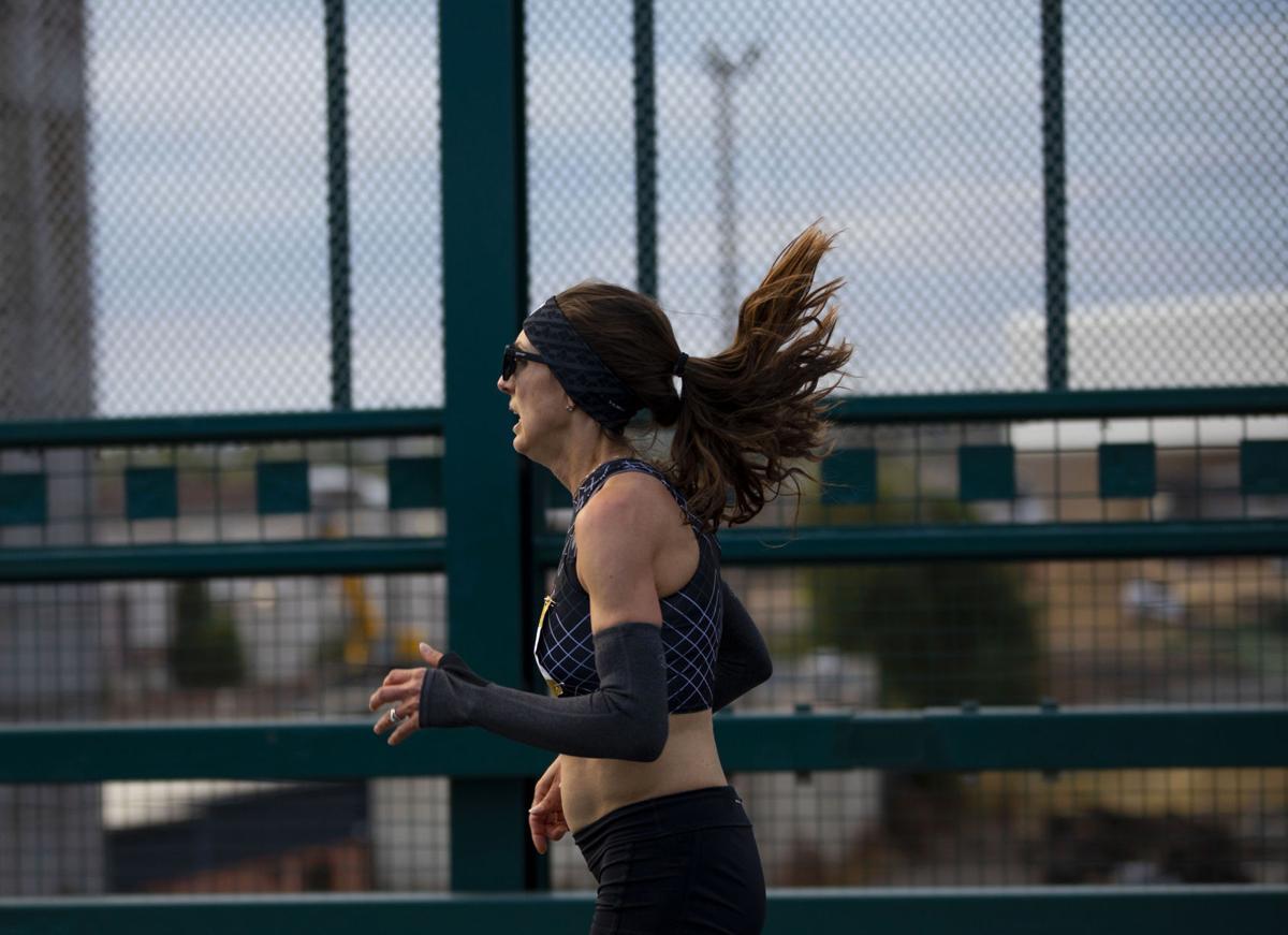Runners stampede downtown in Colorado Springs Marathon