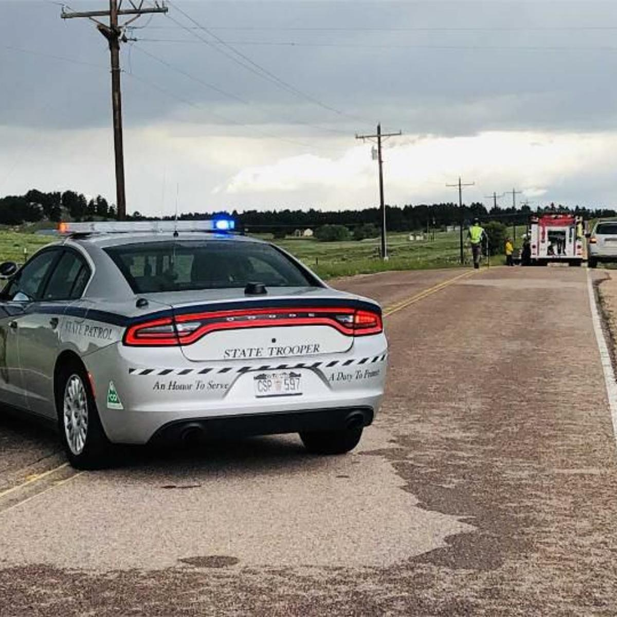 2 mules pulling carriage killed in crash east of Colorado