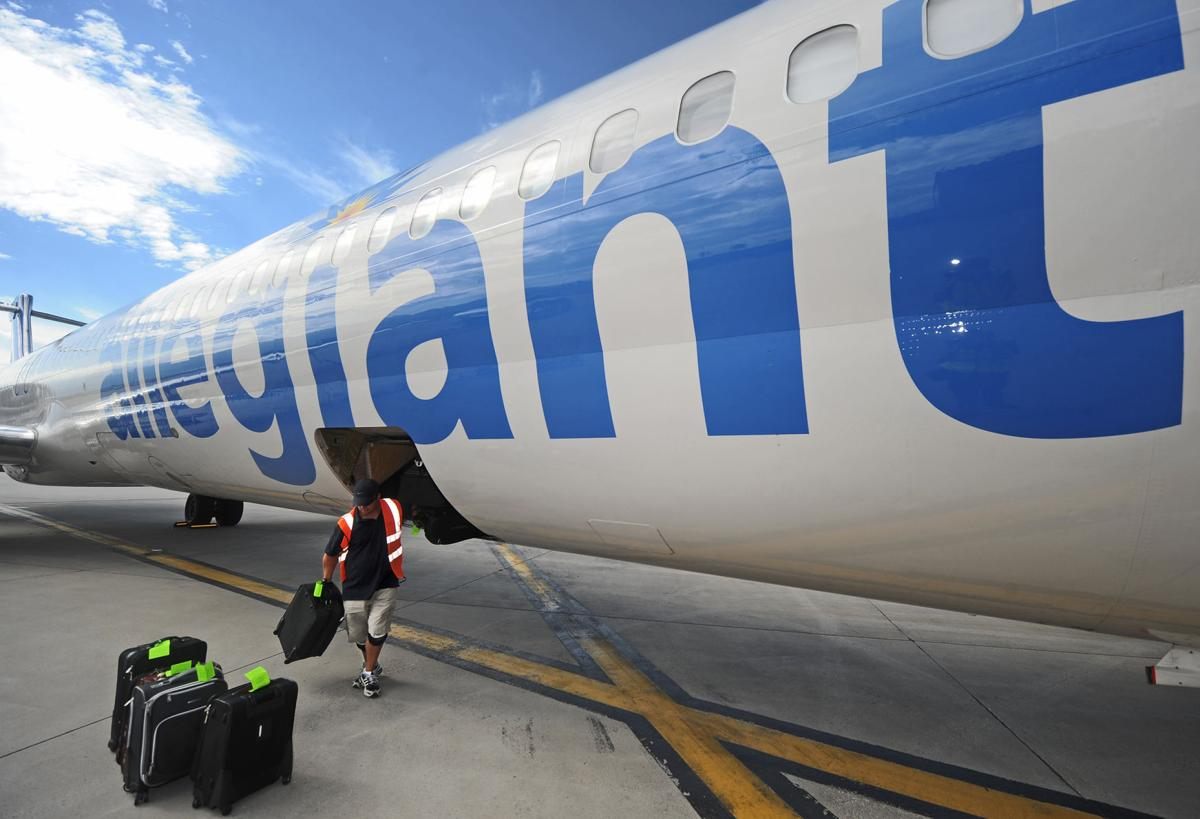 United axes Colorado Springs-D.C. route; Allegiant launches service to Phoenix