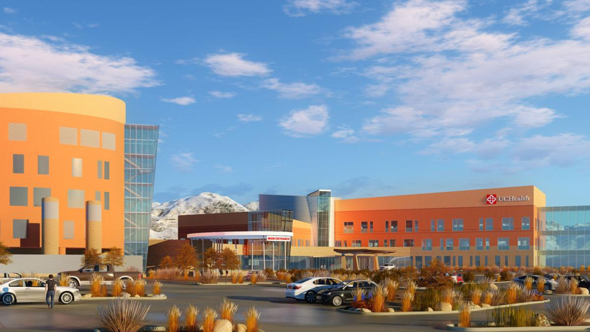Construction set to begin on two large Colorado Springs hospital