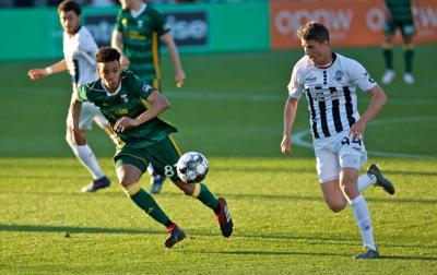 Portland Timbers 2  vs Colorado Springs