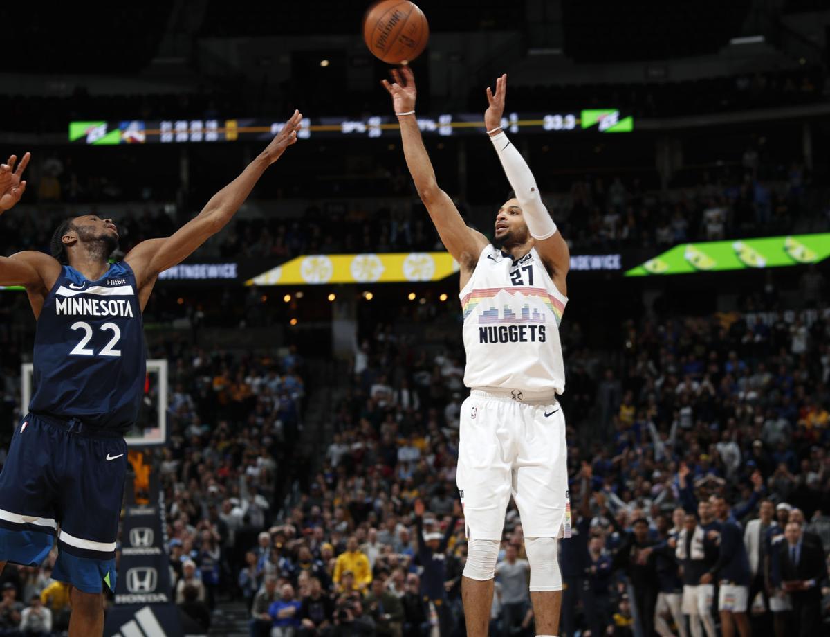 new concept 3febf 6eda1 Paul Klee: As Nuggets return to NBA playoffs, Jamal Murray ...