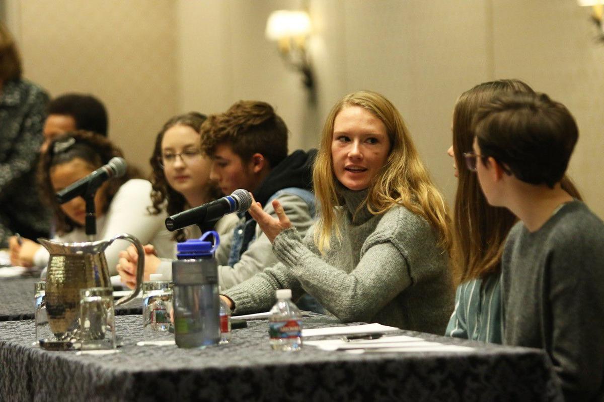 Colorado Association of School Boards convention